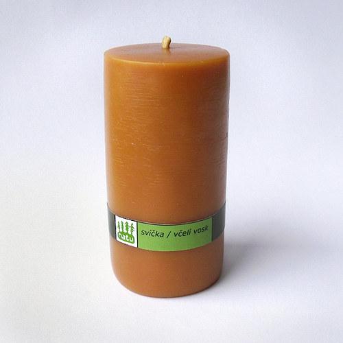 Svíčka - tlustý válec paprikový