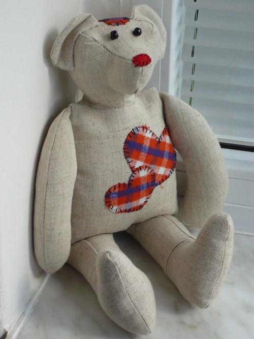Medvěd, méďa, s APLIKACÍ