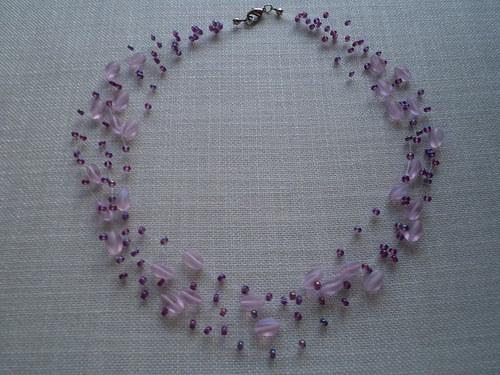 Růžovofialové