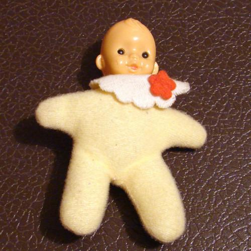 Hajej, můj andílku - panenka