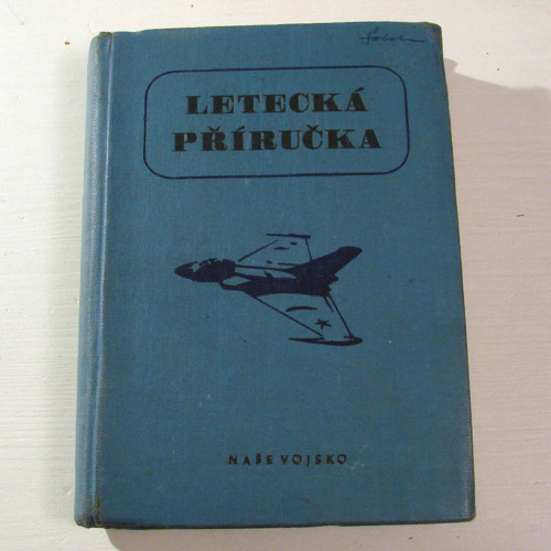 Letecká příručka - kniha