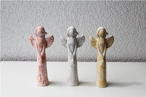 Andělky s patinou