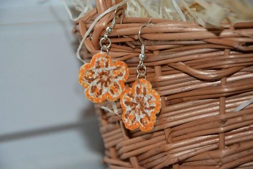 Kytičky oranžové