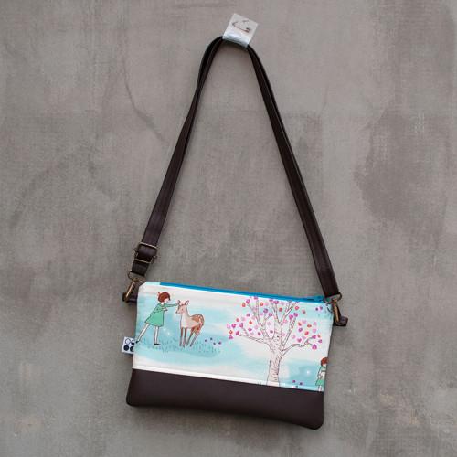 Psaníčka a malé kabelky   Fler Box uživatele Látky od Jasmíny  1da255c8af1