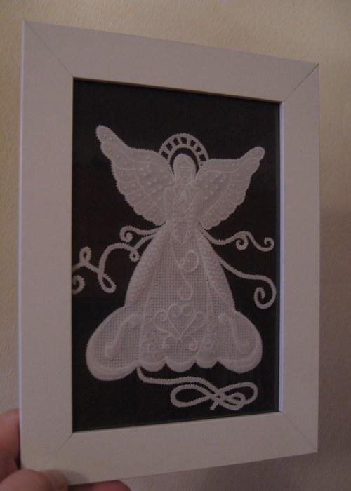 Obrázek s Andělem