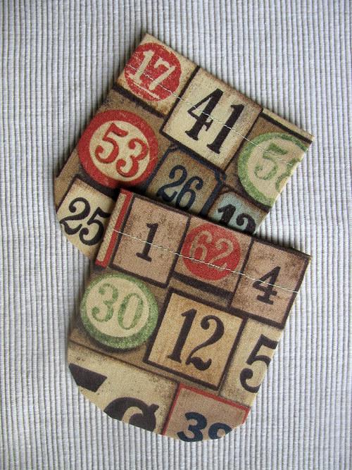 Kapsička s čísly