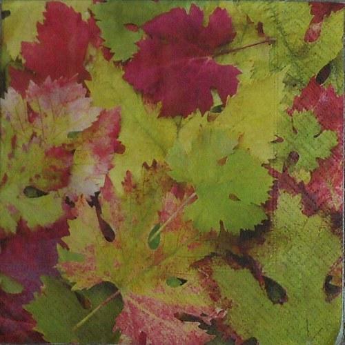 Podzimní listy celoplošné
