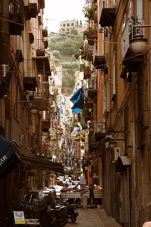 """Fotografie \""""Vidět Neapol a...\"""""""