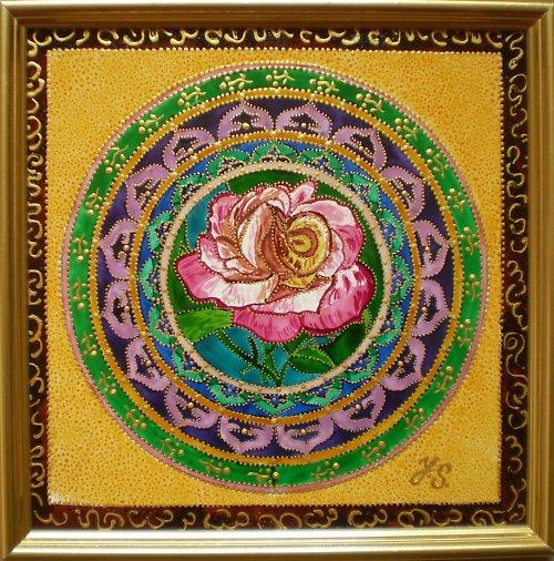 Mandala Krása