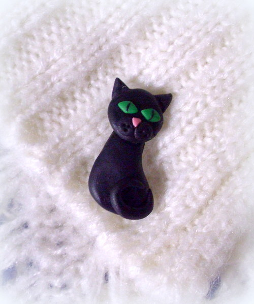 Kočičák - brož