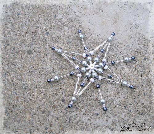 Stříbrošedá hvězda