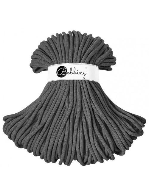 BOBBINY ŠŇŮRY JUMBO 9mm - CHARCOAL