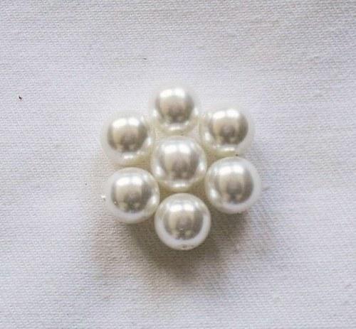 10 mm bílé  16ks