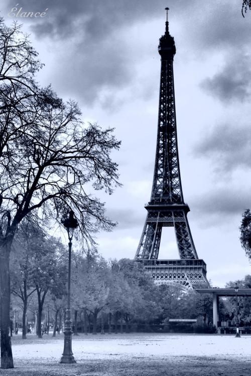 Eiffelova věž I