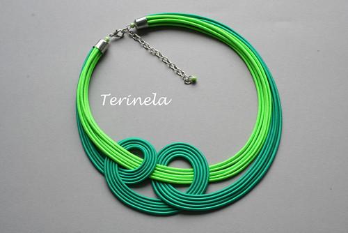 Náhrdelník Fresh! © design Terinela