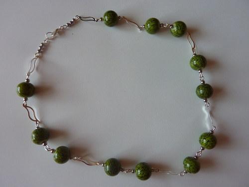 Zelené korále