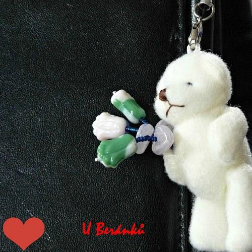Medvídek s kyticí...3.