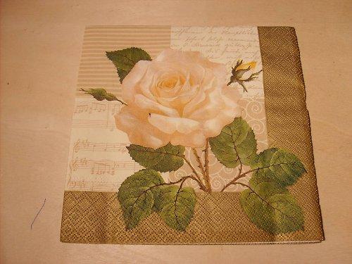 Ubrousek - růže 2