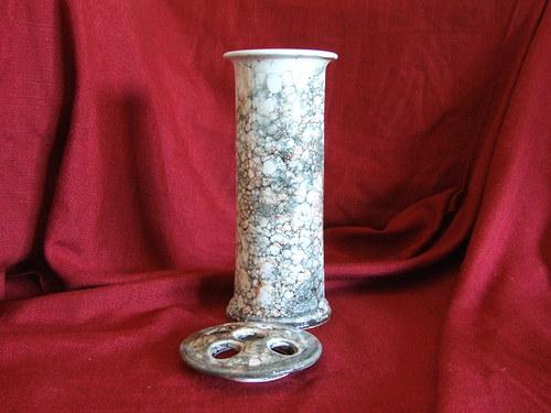 Váza válec-kenzánová