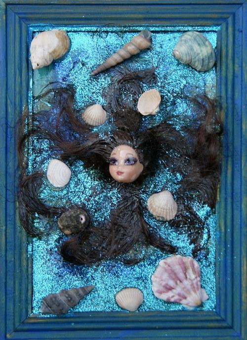 Malá mořská mrtvá...