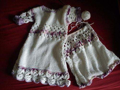 Šaty pro dvojčátka - na objednávku