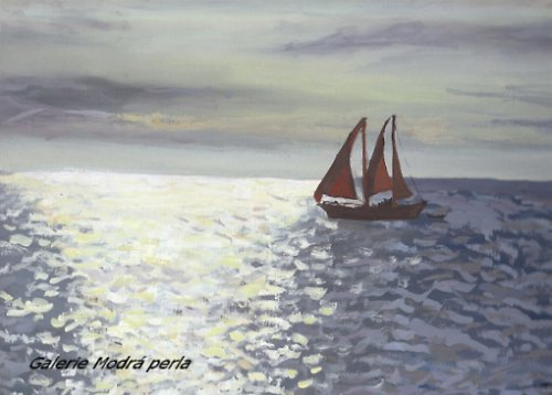 Na moři .............