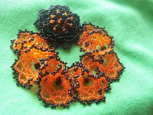 Konzultace týkající se šití korálků