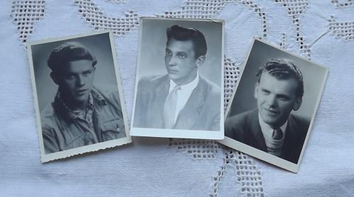 Tři pánové