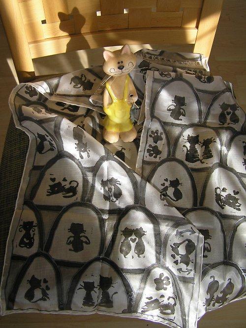 Maturitní tablo kočičí 4.B