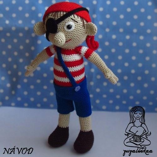Návod - Pirát (hračka)