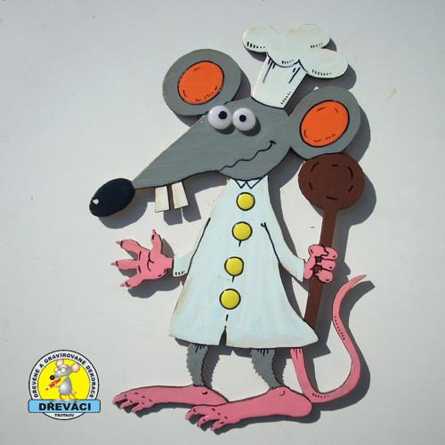 Vařila myšička kašičku....  D1777