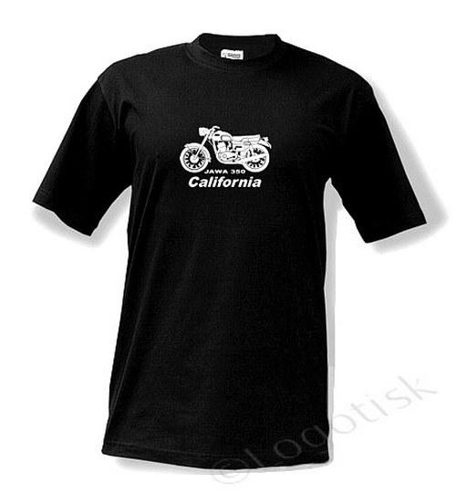 Tričko pro Fandy Jawa 350