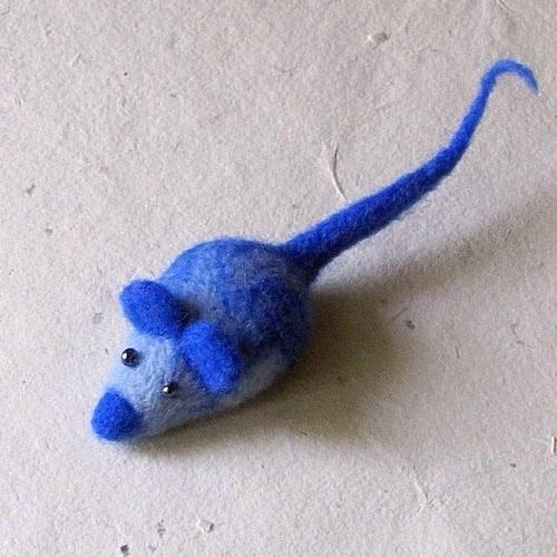Plstená myška X.