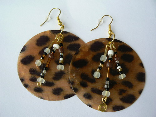 189 Tygrovaná perleť