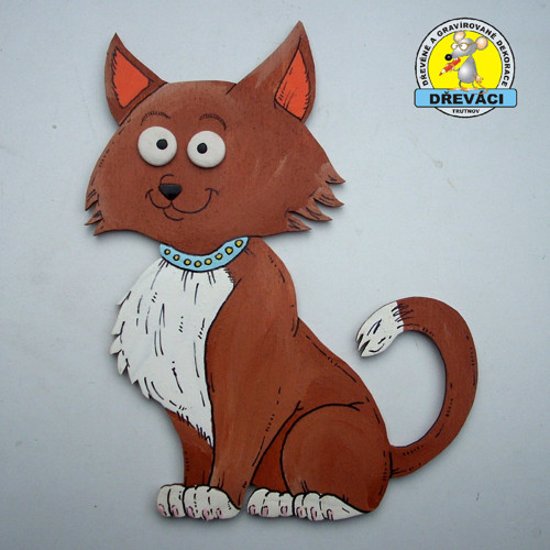 Kočka domácí (Felis domesticalis)  D2008