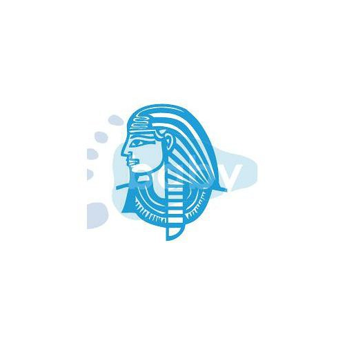 Razítko Amenhotep II.  9 x 11 cm