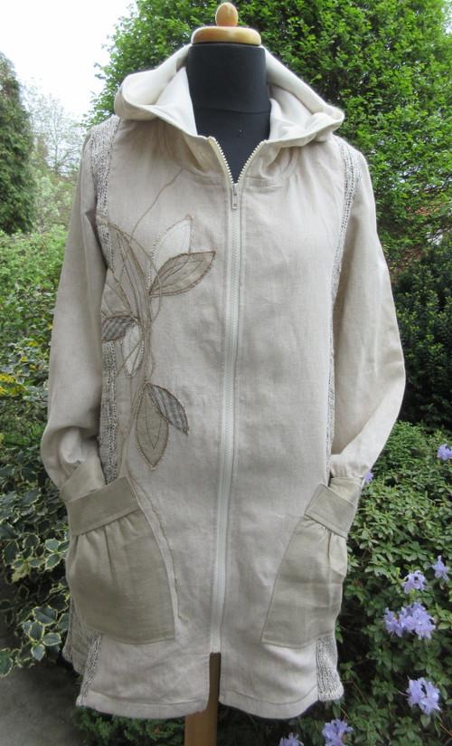Jarní kabátek L