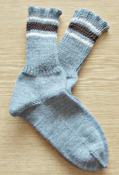 Ponožky pro malé človíčky