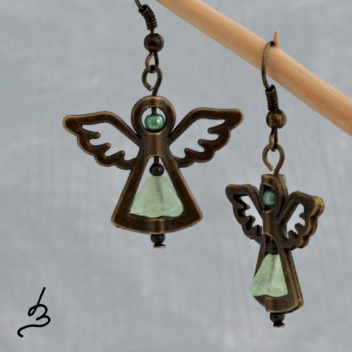 Andílci v zeleném