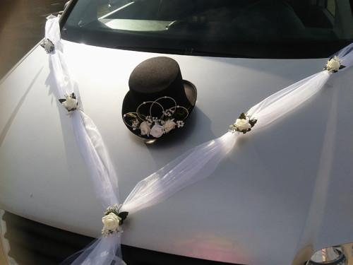 Svatební dekorace pro ženicha