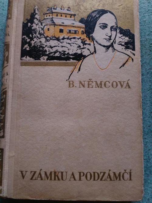 V zámku a podzámčí - Božena Němcová