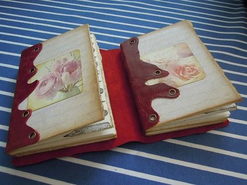 ...růže do kabelky...(dvojdeník)