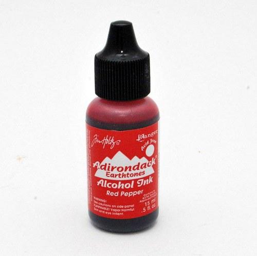 Adirondack alkoholový inkoust / Red pepper