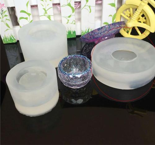 Silikonová forma na výrobu 3D misky