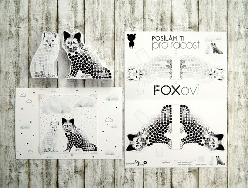 Posílám Ti FOXovy :)