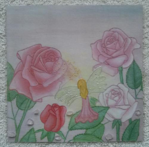 Víla růží