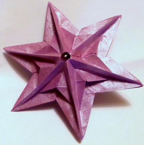 Vánoční hvězda - Vánoční ozdoba