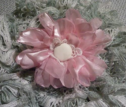 Růžová kráska