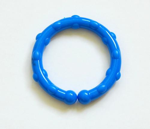 Klip - modrý kruh