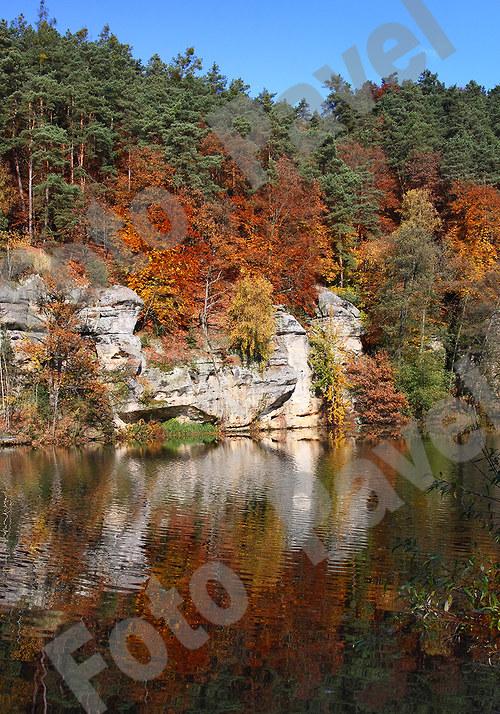 Barvy podzimu - Kokořínsko 2